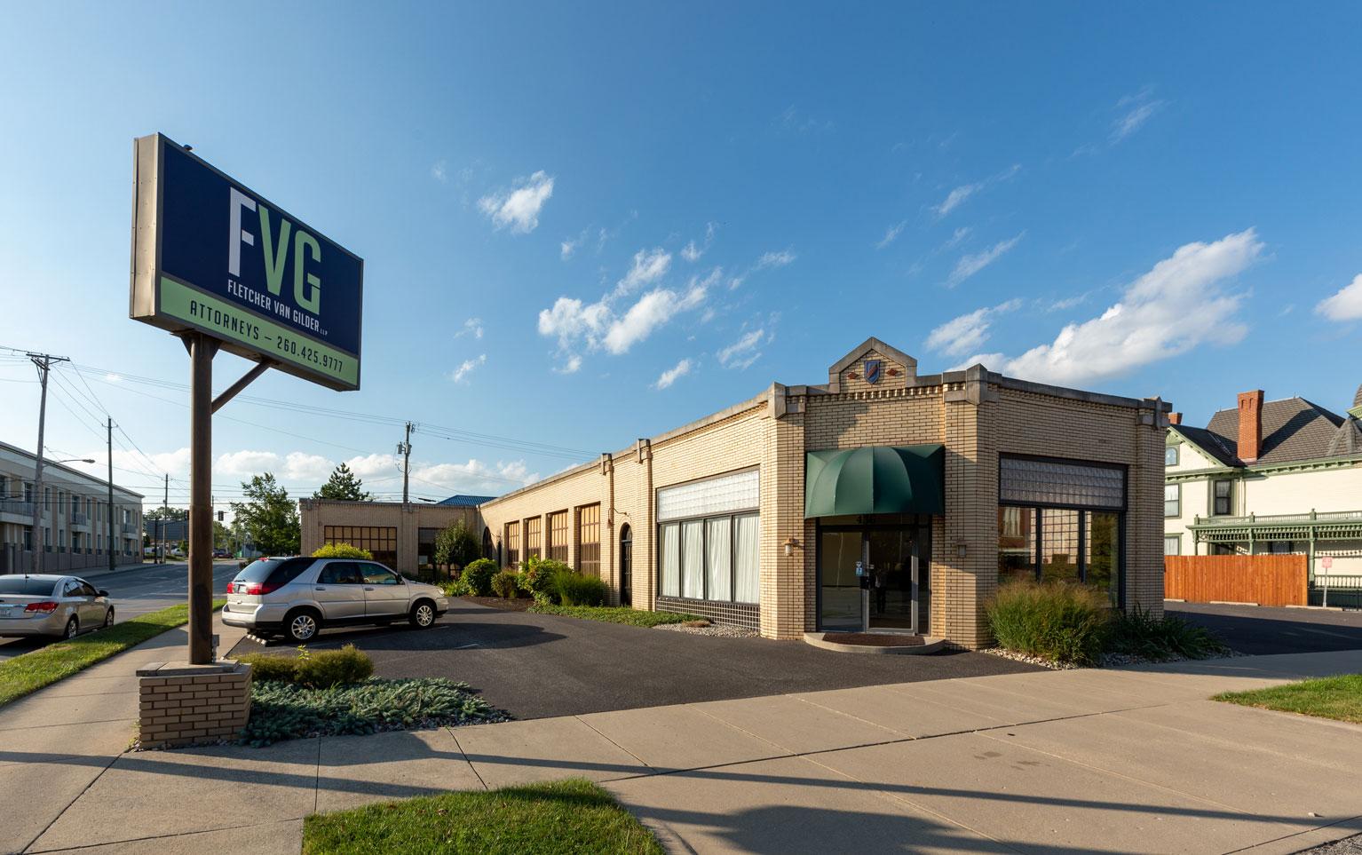 FVG Building Exterior